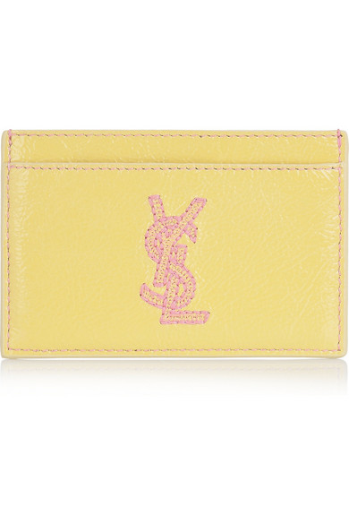 new arrival 7ff3d b2a2b Leather cardholder