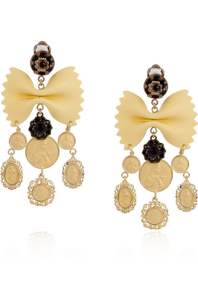 new are here gabbana shop dolce and savings earrings off