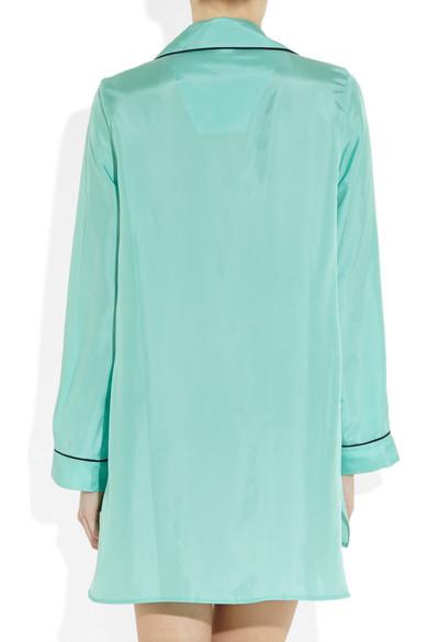 7cb44d924c Marni. Oversized silk pajama shirt.  345. Zoom In