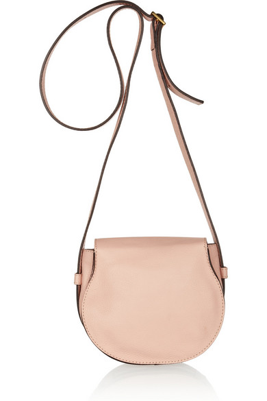 f6ed7fa29ec Chloé | Marcie Mini leather shoulder bag | NET-A-PORTER.COM