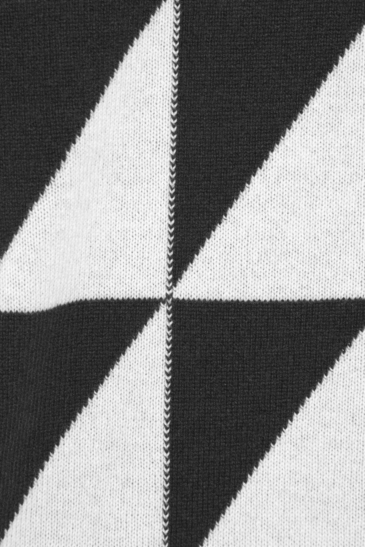Clements Ribeiro Intarsia cashmere sweater