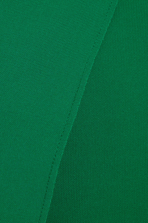 Roland Mouret Henleigh one-shoulder crepe-jersey gown