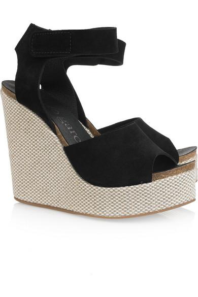 Pedro Garcia Temple Wedge Sandals cheap sale outlet store visit new sale online g79Hk2y1e