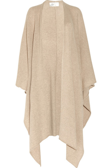 Sale alerts for Draped cashmere wrap Madeleine Thompson - Covvet