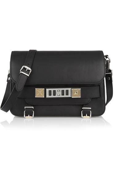 9a8ec58cfeb7 Proenza Schouler. The PS11 Classic leather shoulder bag