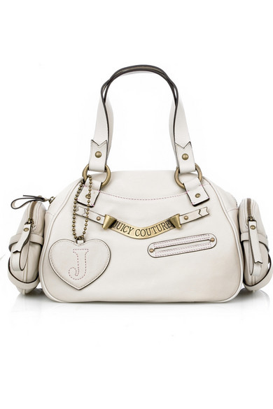 Juicy Couture Leather Bowler Bag