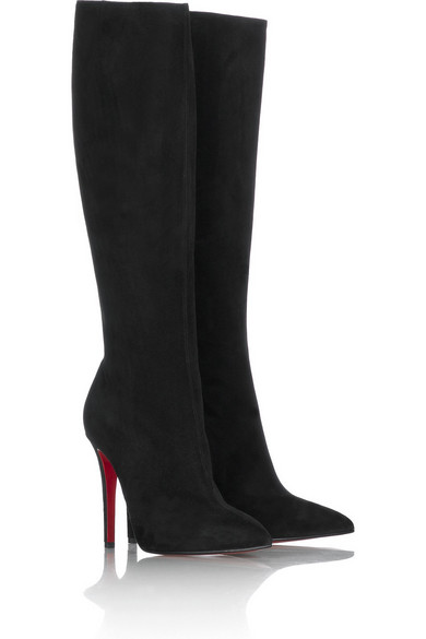finest selection b1678 a116f Pretty Woman suede boots