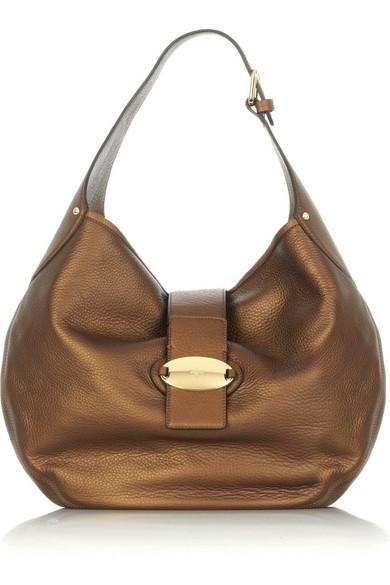 Mulberry Soho Leather Hobo Bag