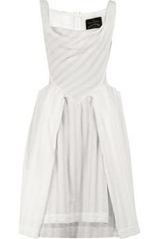Vivienne Westwood Anglomania Sunday dress | NET-A-PORTER.COM from net-a-porter.com