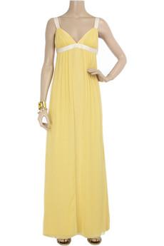 Jovovich-Hawk Love Goddess dress | NET-A-PORTER.COM from net-a-porter.com