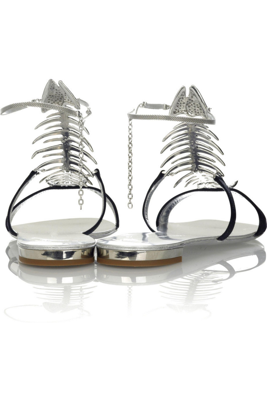 Giuseppe Zanotti Pirana sandals