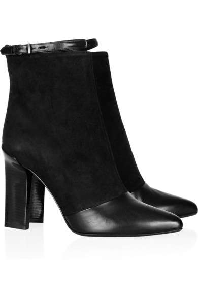 REED KRAKOFF Leather Ankle Boots
