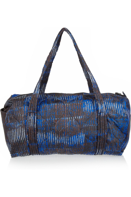 See By Chloé Peony printed duffle bag