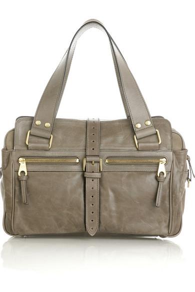 clearance sale designer fashion pick up Mabel leather bag