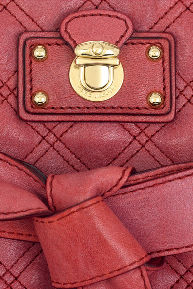 9c5222001830 Marc Jacobs Bruna Quilted Leather Tote - Best Quilt Grafimage.co