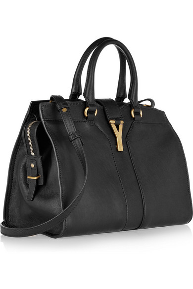 30a9705c2425 Yves Saint Laurent. Cabas Chyc Small leather tote