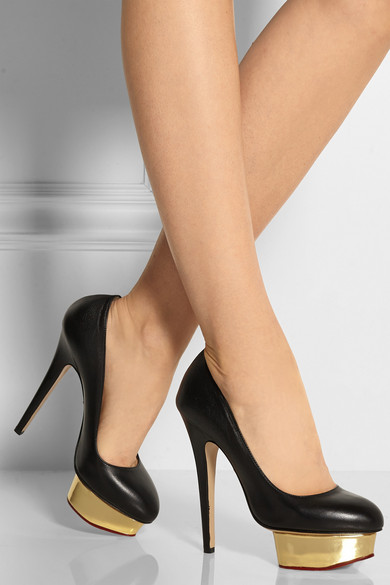 Charlotte Olympia 'Dolly' pumps MIoywsi1cx