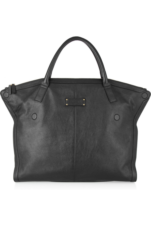 Alexander McQueen The De Manta leather tote