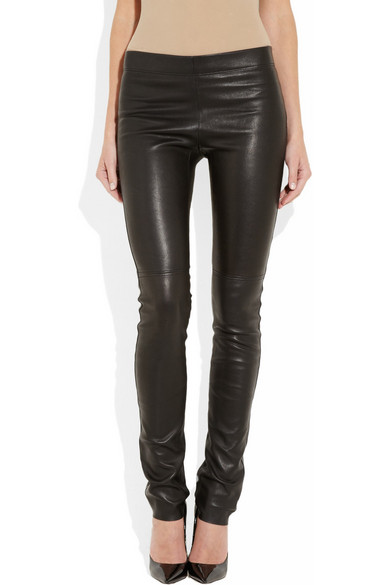 22c0175aef140 Joseph | Stretch-leather leggings | NET-A-PORTER.COM