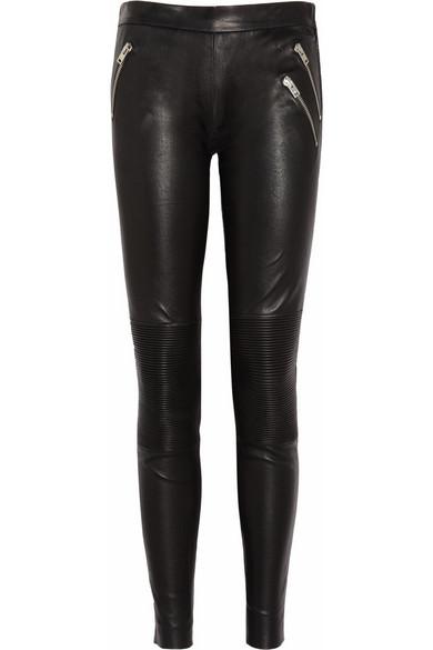 cdf8fb21ebaac Joseph | Spark stretch-leather leggings-style pants | NET-A-PORTER.COM