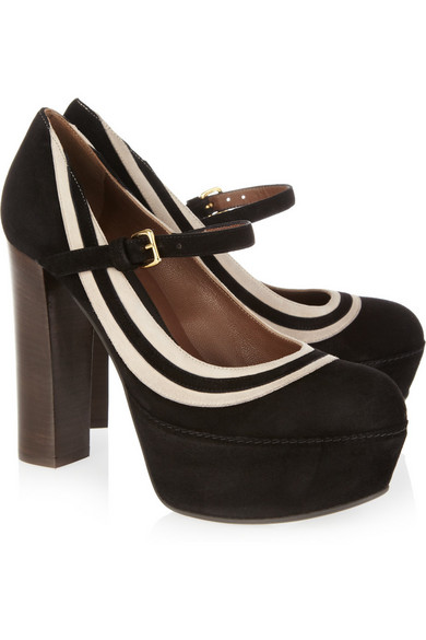 buy cheap official site for sale cheap price Marni Suede Platform Pumps outlet with paypal order 23cNf7zpz6
