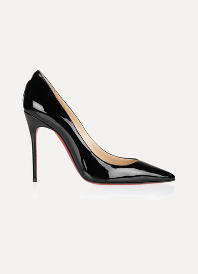 christian louboutin decollete 554