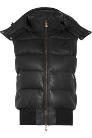 Pyrenex New Mythic leather down gilet