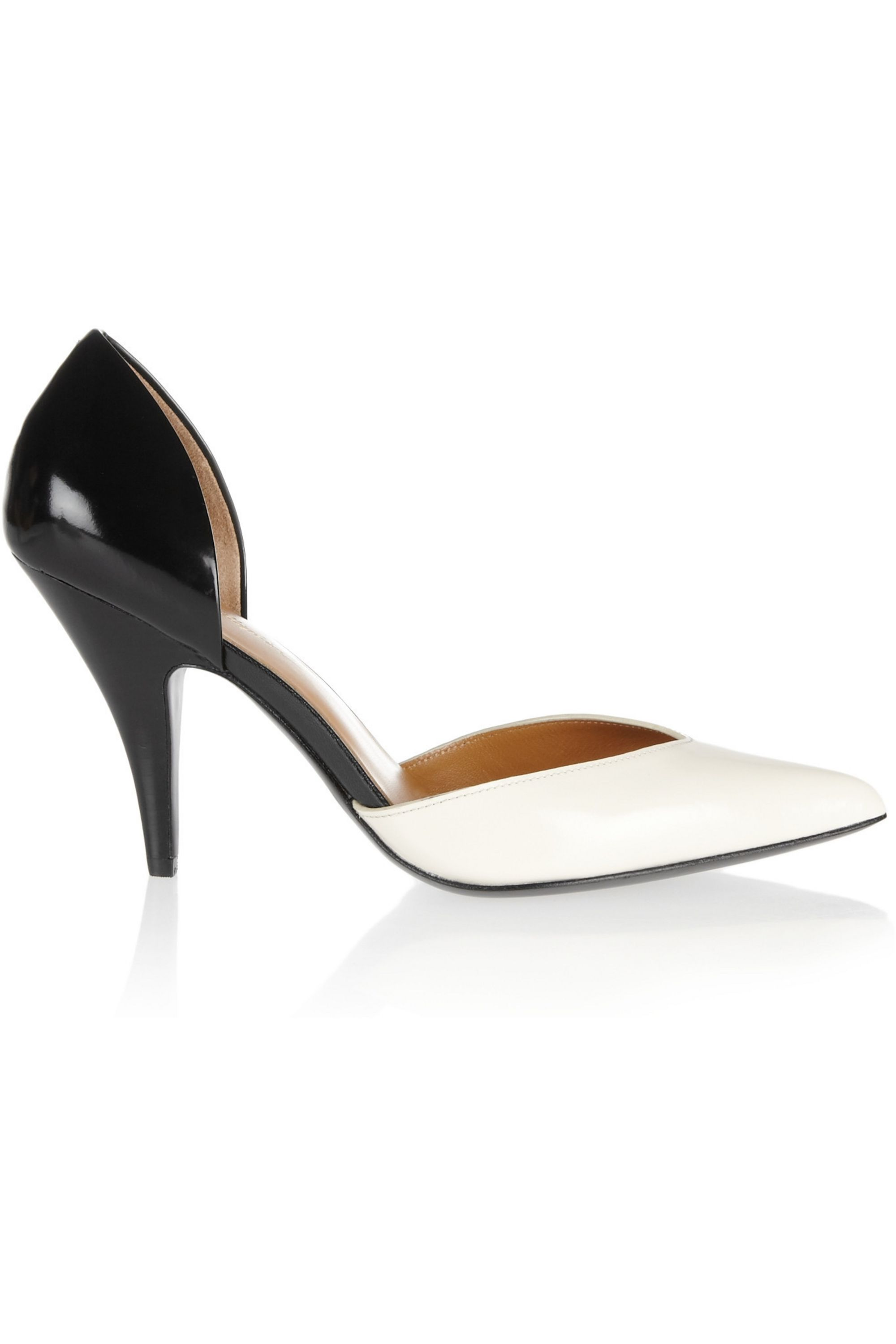 3.1 Phillip Lim Ava leather pumps