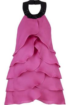 как связать спицами платье для девочки 1 год