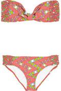 Emilio PucciStar print bikini