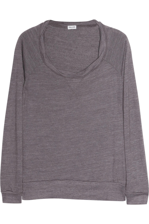 Splendid Jersey sweatshirt