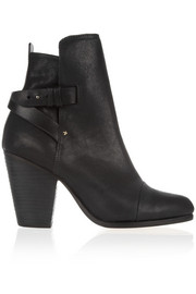 Kinsey leather ankle boots