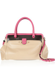 Jason Wu Daphne color-block leather tote