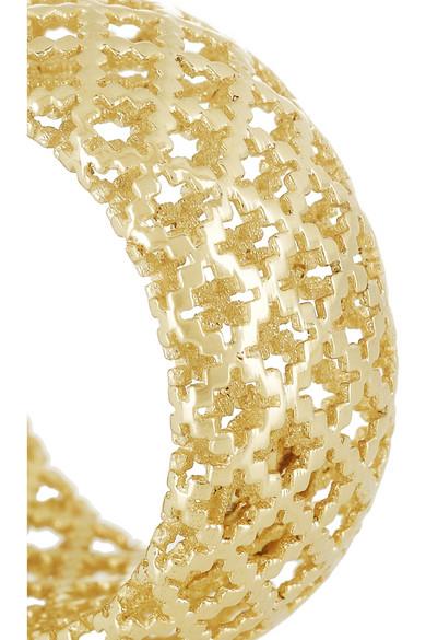 9d914e45b Gucci | Diamantissima 18-karat gold ring | NET-A-PORTER.COM