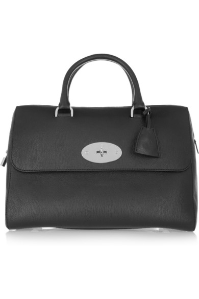 Mulberry. The Del Rey leather tote 32357ae103bdd