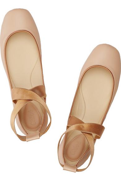 Chloé Ballet pumps