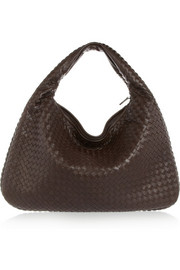 Bottega Veneta Large Veneta intrecciato leather shoulder bag