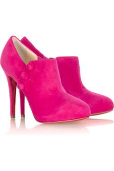 Christian Louboutin C'est Moi shoe boots|NET-A-PORTER.COM from net-a-porter.com