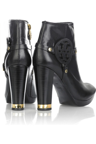 f88a0a5d23f8 Tory Burch. Whitney ankle boots.  375. Zoom In