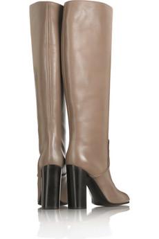 Bottega VenetaPanel detailed boots