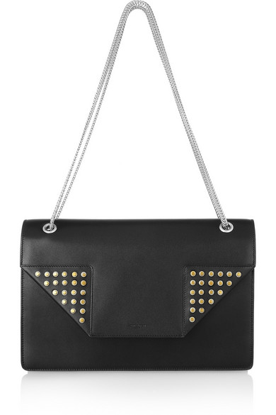 56a3a765d5 Saint Laurent. Betty Medium Chain leather shoulder bag