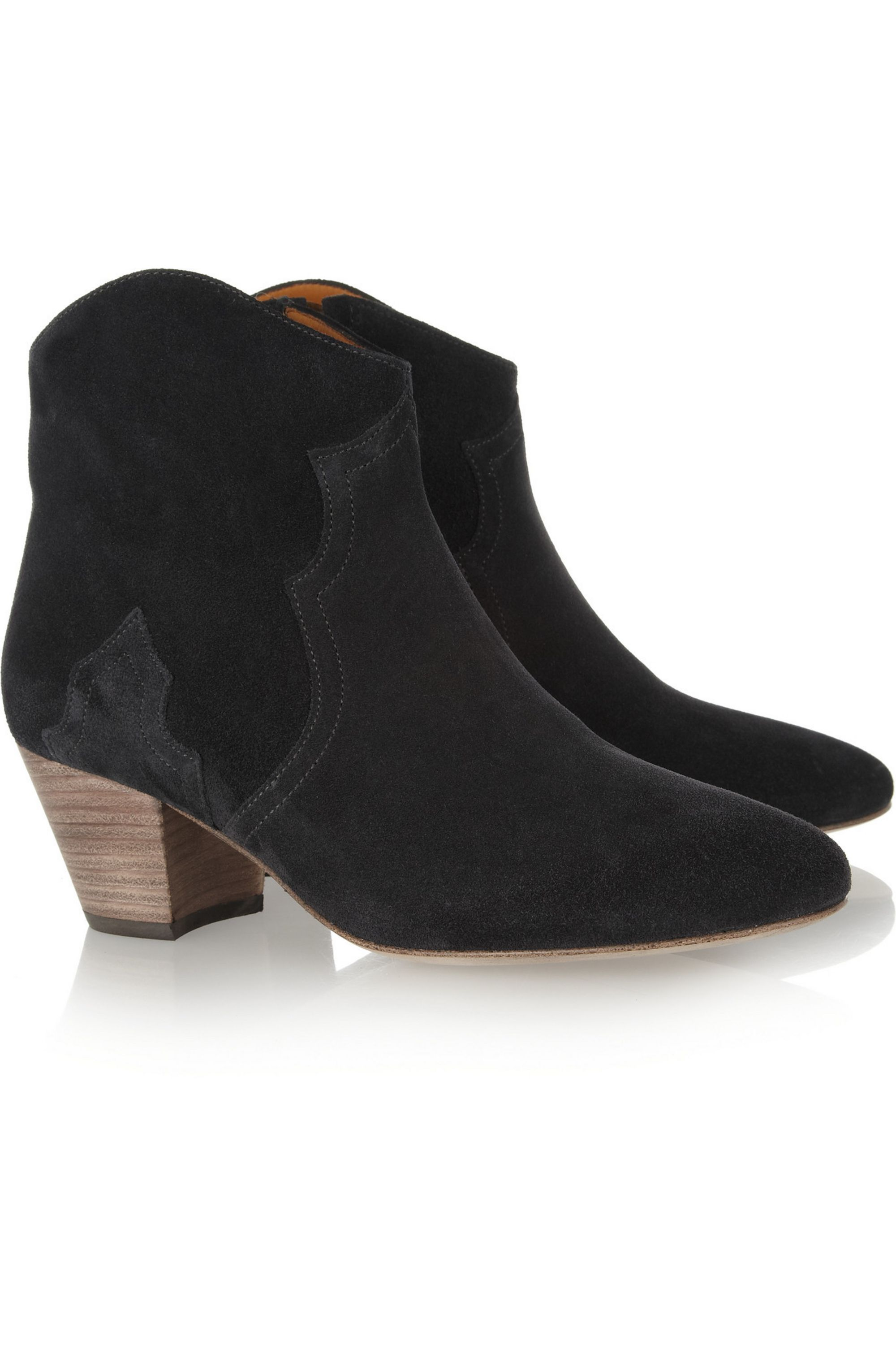 Isabel Marant The Dicker suede ankle boots