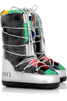 Pucci Moon Boots!