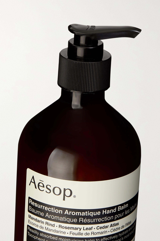 Aesop + NET SUSTAIN Resurrection Aromatique Hand Balm, 500ml