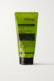 Geranium Leaf Body Scrub, 180ml
