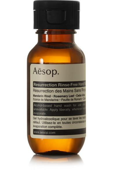 reputable site 7afbe 757b3 Aesop. Resurrection Rinse-Free Hand Wash, 50ml