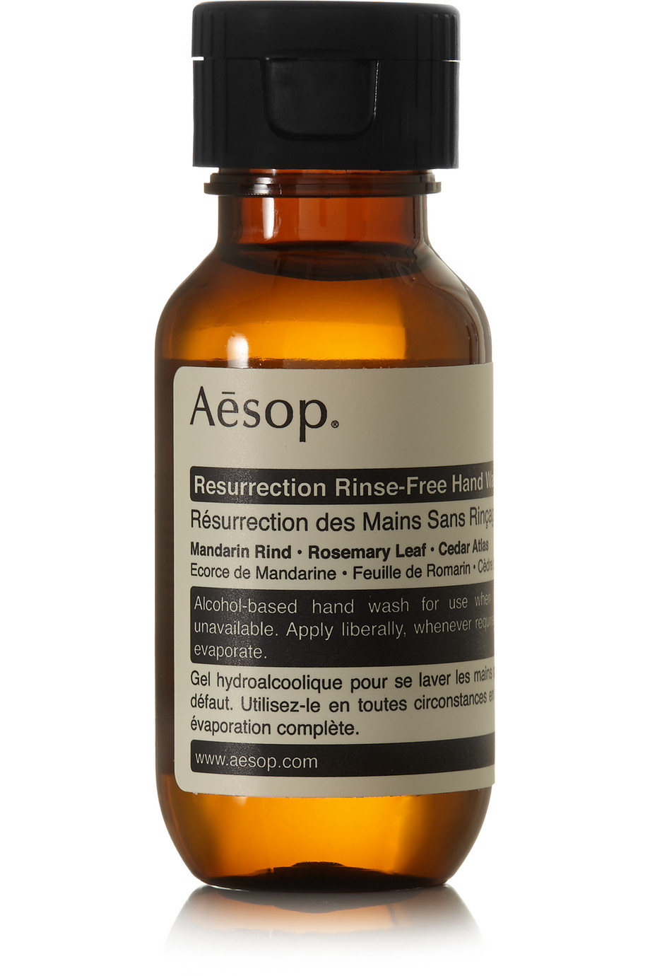 Aesop Resurrection Rinse-Free Hand Wash, 50ml