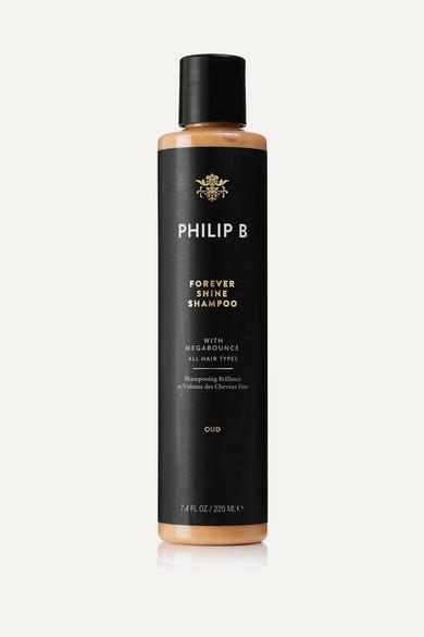 PHILIP B OUD ROYAL FOREVER SHINE SHAMPOO, 220ML - COLORLESS