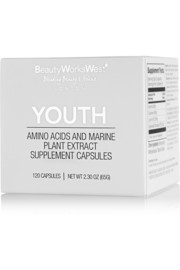 Beauty Works West Youth Supplement (120 capsules)