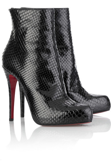 christian louboutin ariella talon boots